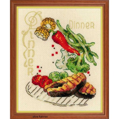 Cross stitch and more