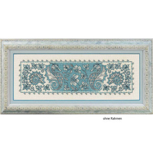 Riolis counted cross stitch Kit Table Topper / Pannel Sea...