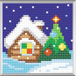 Riolis Diamond Mosaic Kit Christmas Eve, DIY
