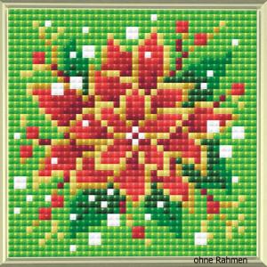 Riolis Diamond Mosaic Kit Poinkittia, DIY