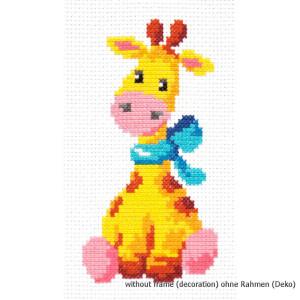 """Magic Needle Kreuzstichset """"Giraffe"""",..."""