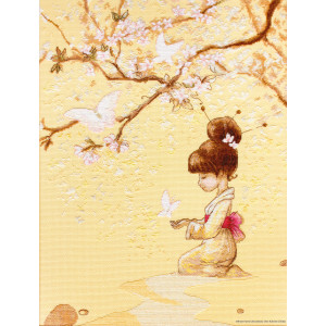 """Luca-S counted Cross Stitch kit """"The..."""