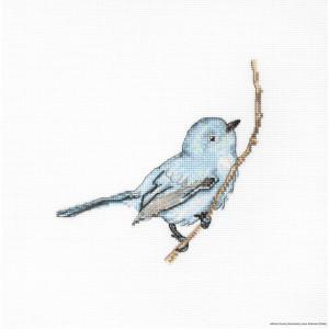 """Luca-S Kreuzstich Set """"Bluebird"""",..."""
