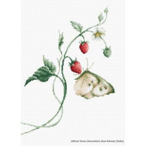 """Luca-S counted Cross Stitch kit """"Aroma of..."""