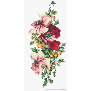 """Luca-S counted Cross Stitch kit """"Gooseberry"""",..."""