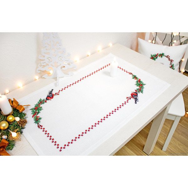Counted Cross Stitch Kits Snow Fairy Chart Needlework Crafts DIY