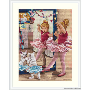 """Merejka counted Cross Stitch kit """"The..."""