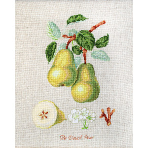 """Luca-s counted cross stitch kit """"The Dauch..."""