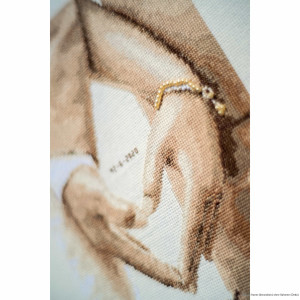 """Vervaco cross stitch kit """"Heart of the..."""