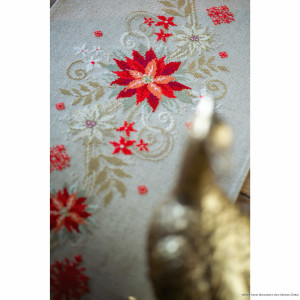 Vervaco table runner cross stitch kit...