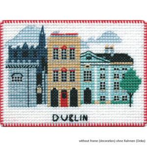 """Oven Kreuzstichset """"Magnet. Dublin"""",..."""