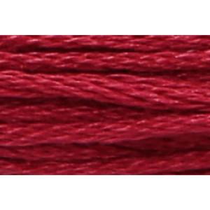 Anchor Sticktwist 8m, rubinrot, Baumwolle, Farbe 43,...