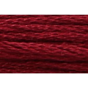 Anchor Sticktwist 8m, burgund, Baumwolle, Farbe 45,...