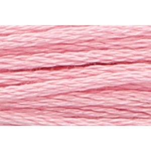 Anchor Sticktwist 8m, himbeerrosa, Baumwolle, Farbe 49,...