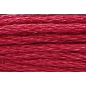 Anchor Sticktwist 8m, burgund, Baumwolle, Farbe 69,...