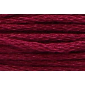 Anchor Sticktwist 8m, brombeer, Baumwolle, Farbe 70,...