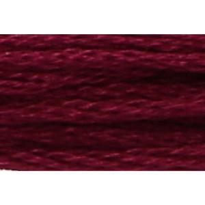 Anchor Sticktwist 8m, bombeer dunkel, Baumwolle, Farbe...