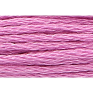 Anchor Sticktwist 8m, alpenveilchen, Baumwolle, Farbe 86,...