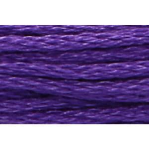 Anchor Sticktwist 8m, dunkellila, Baumwolle, Farbe 112, 6-fädig
