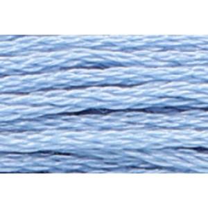 Anchor Sticktwist 8m, azurblau, Baumwolle, Farbe 129,...