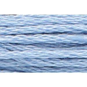 Anchor Sticktwist 8m, perlblau, Baumwolle, Farbe 144,...