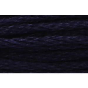 Anchor Sticktwist 8m, blauschwarz, Baumwolle, Farbe 152,...