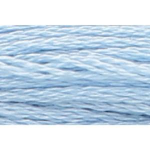 Anchor Sticktwist 8m, zartblau, Baumwolle, Farbe 159,...