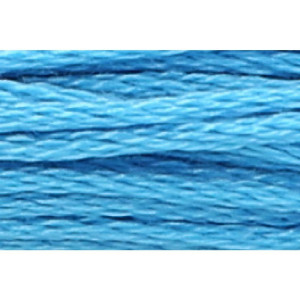 Anchor Sticktwist 8m, blautuerkis, Baumwolle, Farbe 433,...