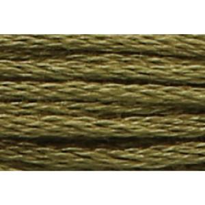 Anchor Sticktwist 8m, altoliv, Baumwolle, Farbe 845,...