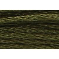 Anchor Sticktwist 8m, moor, Baumwolle, Farbe 846, 6-fädig