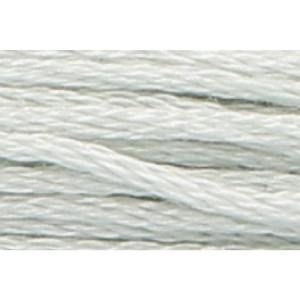Anchor Sticktwist 8m, waessrigblau, Baumwolle, Farbe 847,...