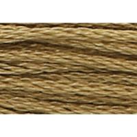 Anchor Sticktwist 8m, metall, Baumwolle, Farbe 855, 6-fädig