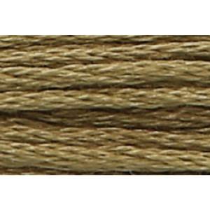 Anchor Sticktwist 8m, braunoliv, Baumwolle, Farbe 856,...