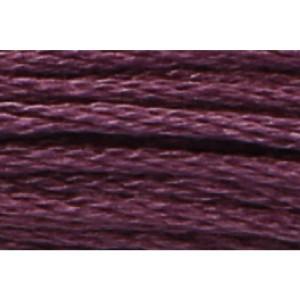 Anchor Sticktwist 8m, aubergine, Baumwolle, Farbe 873,...