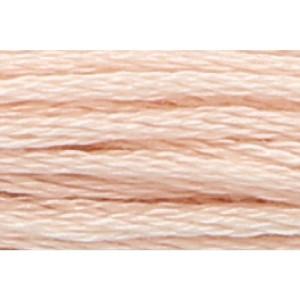 Anchor Sticktwist 8m, blassrosa, Baumwolle, Farbe 892,...