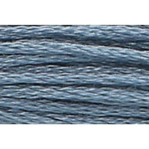 Anchor Sticktwist 8m, blaugrau, Baumwolle, Farbe 921,...