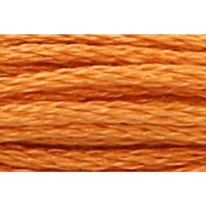 Anchor Sticktwist 8m, braunorange, Baumwolle, Farbe 1001,...