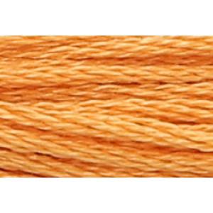 Anchor Sticktwist 8m, braunorange hell, Baumwolle, Farbe...