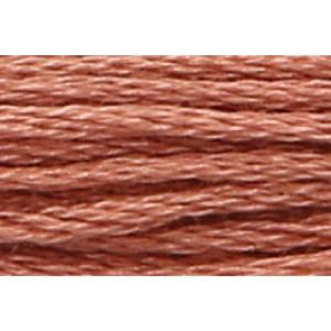 Anchor Sticktwist 8m, braunrose mittel, Baumwolle, Farbe...