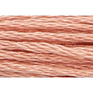 Anchor Sticktwist 8m, braunrose hell, Baumwolle, Farbe...