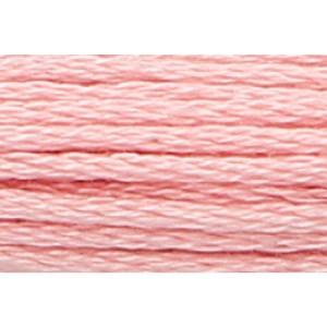 Anchor Sticktwist 8m, babyrosa mittel, Baumwolle, Farbe...