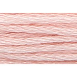 Anchor Sticktwist 8m, blassrose, Baumwolle, Farbe 1026,...