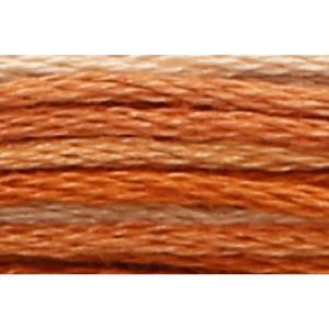 Anchor Sticktwist 8m, braun ombre, Baumwolle, Farbe 1218,...