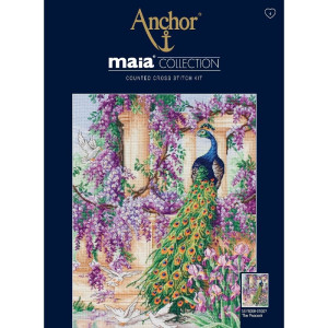 """Anchor Maia Collection counted Cross Stitch kit """"The..."""