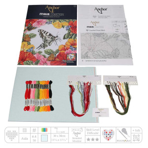 Anchor Maia Collection counted Cross Stitch kit...