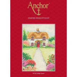 "Anchor Kreuzstich-Set ""Bauerngarten"",..."