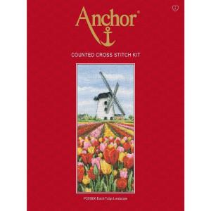 """Anchor Kreuzstich-Set """"Niederländische..."""
