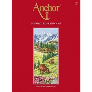 """Anchor Kreuzstich-Set """"Schweizer..."""