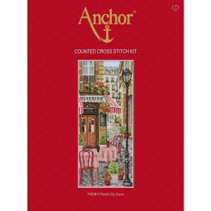 """Anchor Kreuzstich-Set """"Französische..."""