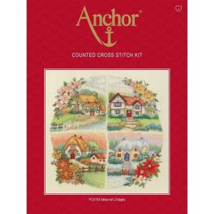 "Anchor counted Cross Stitch kit ""Seasonal..."